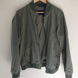 Insulated Hybrid Zara Men's Bomber Jacket